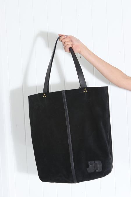 Jerome Dreyfuss Gilles Tote Bag - Noir