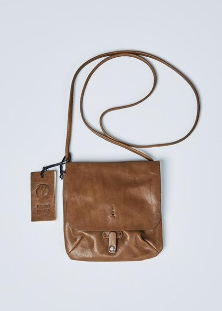 Massimo Palomba Lucy Crossbody Bag - Dattero Light Brown