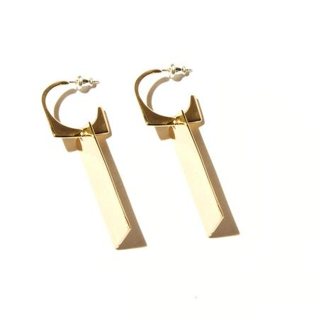 Odette New York Cadre Earrings
