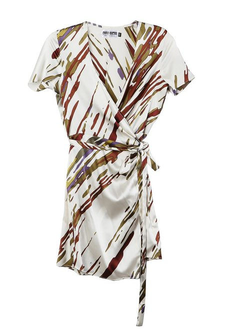 ciao lucia Zia Dress - Puglia Print