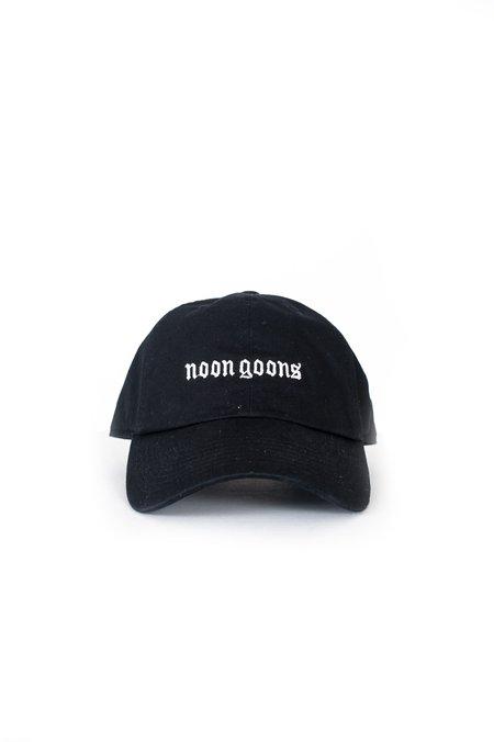 Noon Goons Gothic Cap - Black