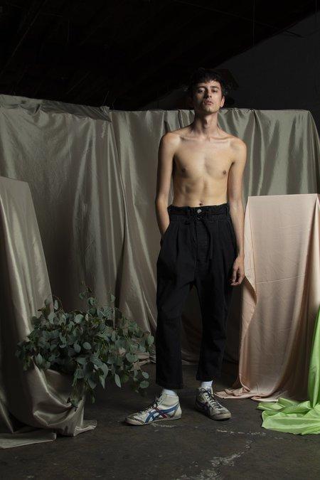 l'equip Denim Trouser Jean - Black
