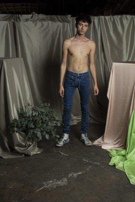 l'equip Skinni Jeans - Boy Blue