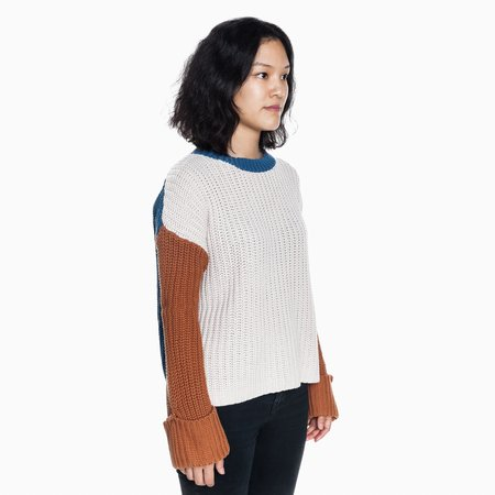 Arum Color Block Sweater