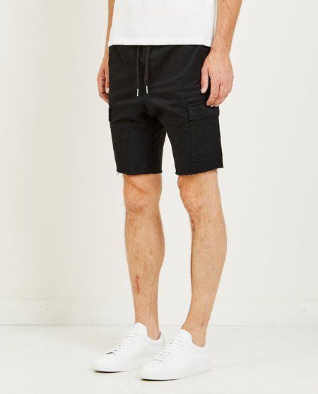 Zanerobe SURESHOT CARGO SHORT - BLACK