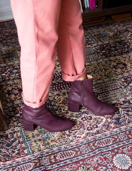 L'Intervalle Sardi Boots - Bordo