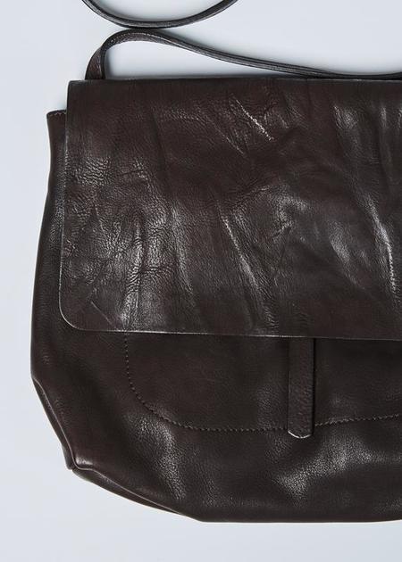 Massimo Palomba Robin Messenger Bag - chocolate