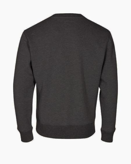 Minimum Skjern Sweatshirt - Dark Grey Melange