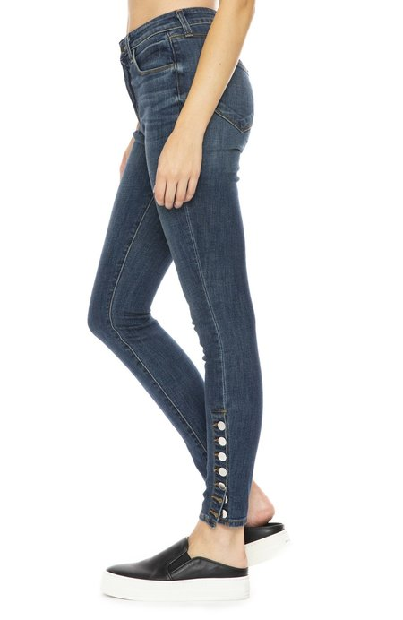 L'agence The Piper High Rise Skinny - Classic Vintage