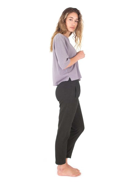 Mollusk Laleh Pants - Faded Black