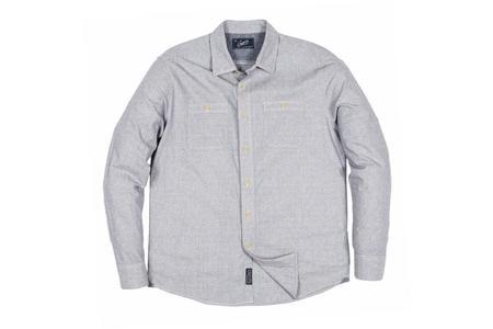Grayers Hillwood Chambray Dobby Work Shirt