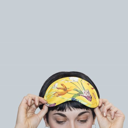 Strathcona Silk Sleep Mask