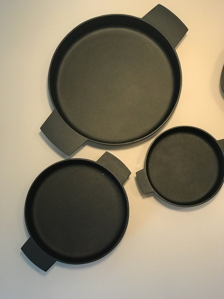 Nobuho Miya Cast Iron Pans