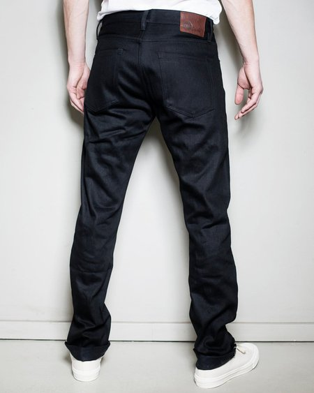 COF Studio M1 Slim Jeans - Black Rinsed