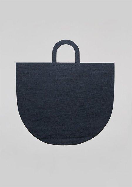 Building Block Stencil BAG - Navy Crinkle
