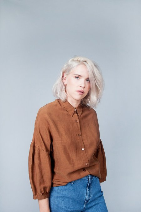 Eve Gravel Ghost Story Blouse