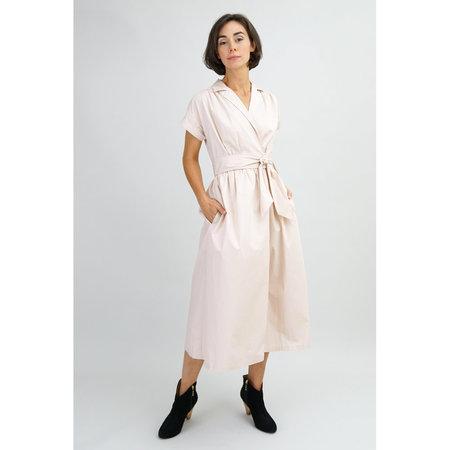 Amy Kuschel Roman Holiday Dress - Blush