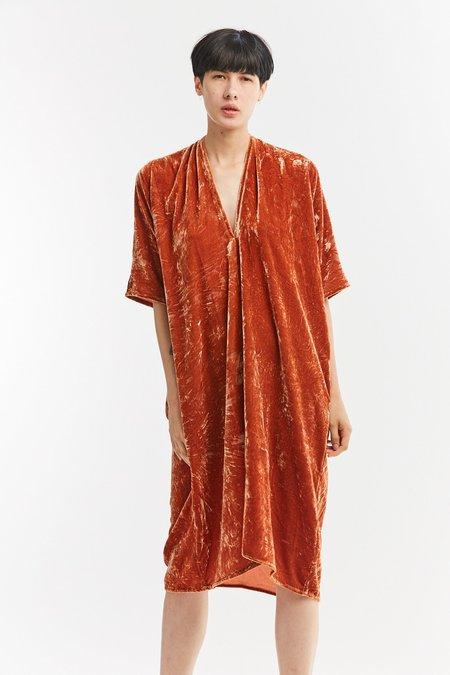 Miranda Bennett Velvet Muse Dress - Quintana