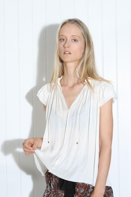 Ulla Johnson Ren Top - Ivory