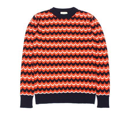Far Afield Sharples Knit - Orange