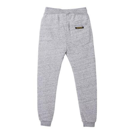 KIDS Finger In The Nose Baby And Child Sprint Fleece Jogging Pants - Heather Grey