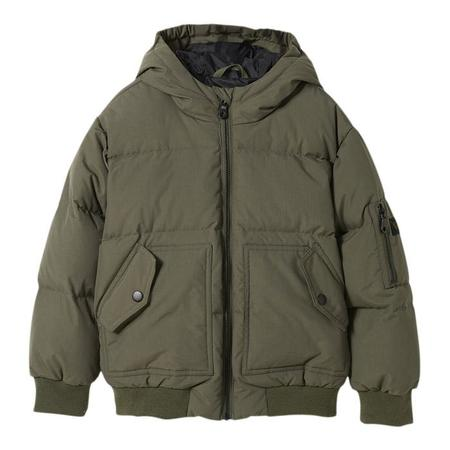 KIDS Finger In The Nose Child Snowmove Down Winter Jacket - City Khaki
