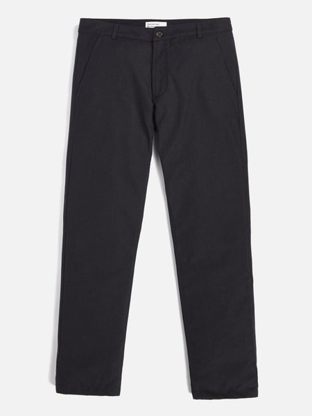 Universal Works Aston Trouser - Charcoal