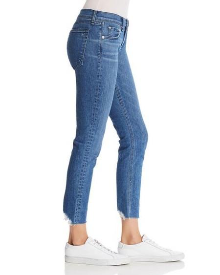 Rag & Bone Lovie Ankle Dre Jeans