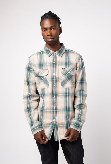 Obey Continental Shirt - Pine