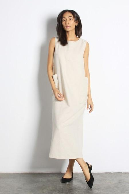 Mod Ref Harlow Dress - Natural