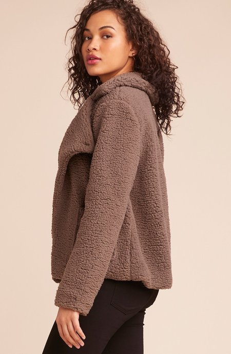 Jack Speak Now Sherpa Jacket