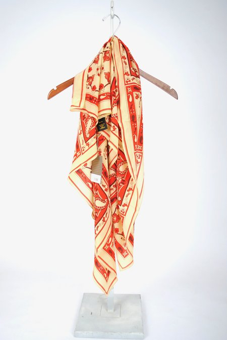 A Peace Treaty Innis Scarf - Red