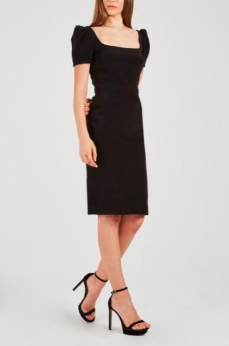 Rebecca Vallance Ivy Dress - Black