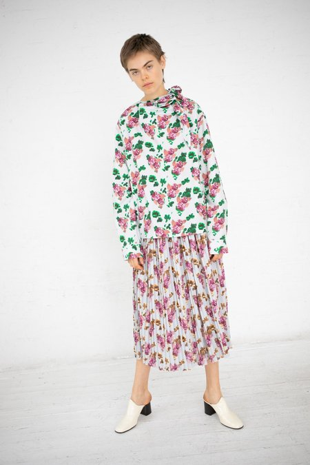 A Détacher Tola Top - Sequin Floral Print