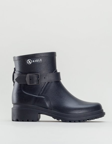 Aigle Macadames Low Rainboot - Noir