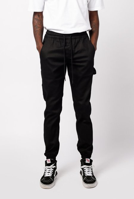 Fairplay Carpenter Runner Jogger - BLACK