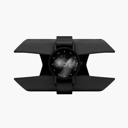 South Lane + Aumorfia Collaboration Surface Watch - Black