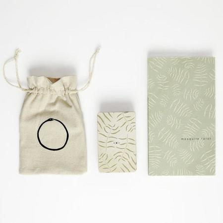 Mesquite Tarot Set: Deck & Guidebook