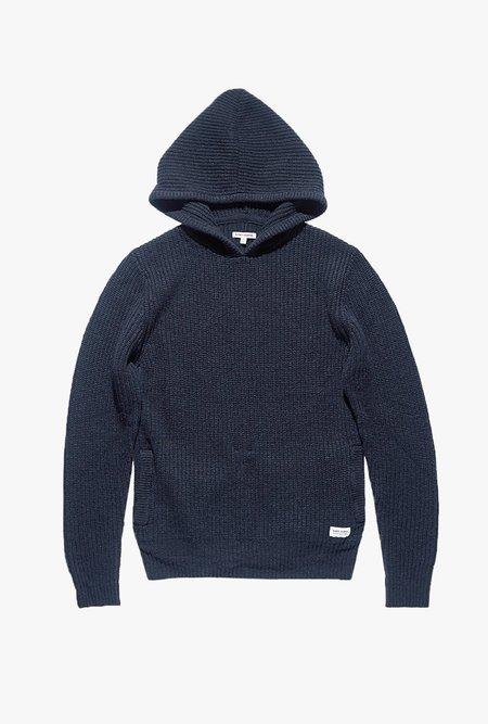 Banks Journal Across Knit Sweater - Dirty Denim