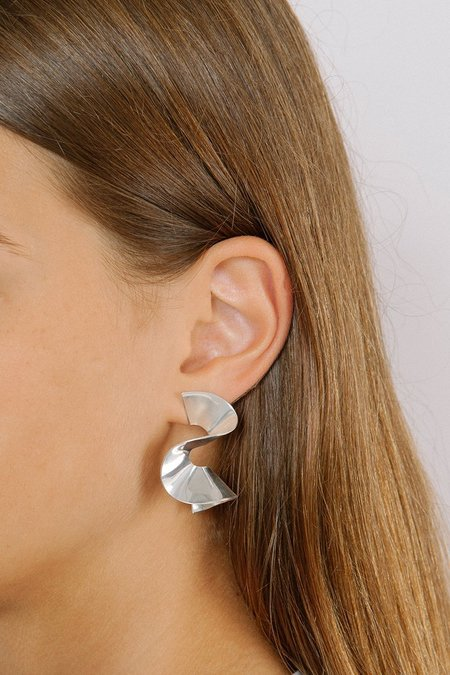 Wolf Circus Franca Earrings - Silver