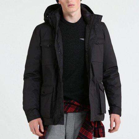 Woolrich John Rich & Bros. Travel Field Jacket - Black