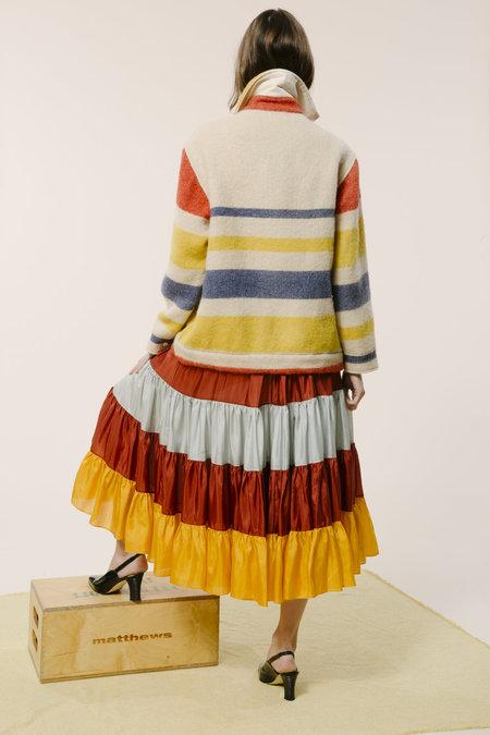 Vintage Carleen Ardmore Blanket Jacket - M