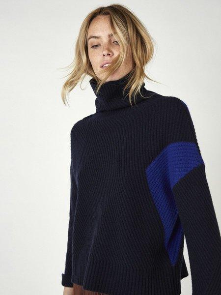Berenice Sweater - Navy Cosmos