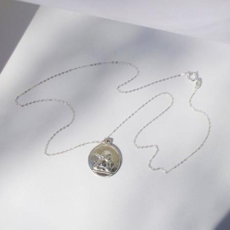 Eleventh House Cherub Necklace