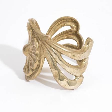 Saint Claude Wonder Woman Cuff - Brass