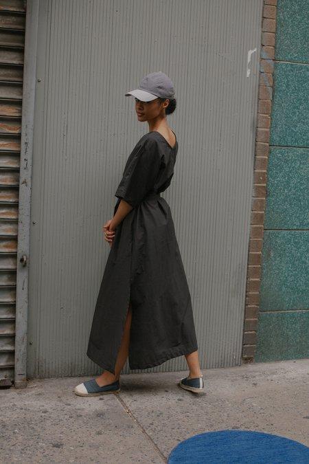 Colorant Storey Dress - Charcoal