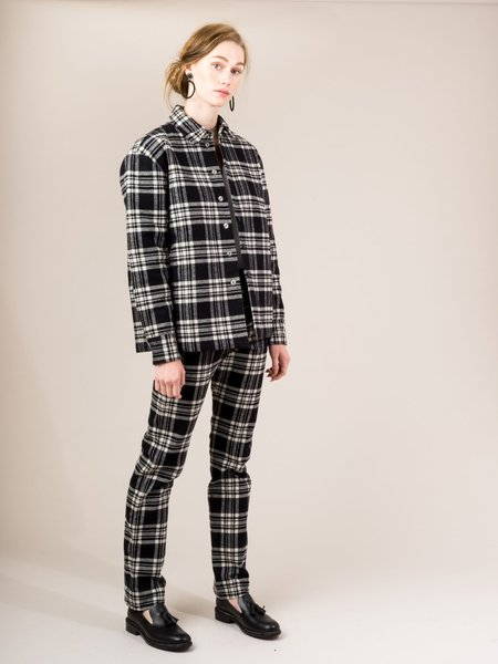 Vivien Ramsay Quilted Shirt