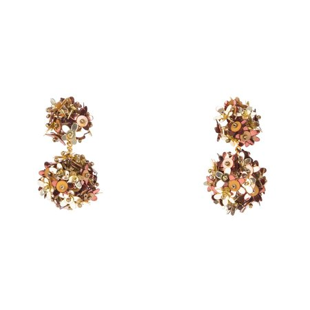Mignonne Gavigan Mika Drop Earrings - gold