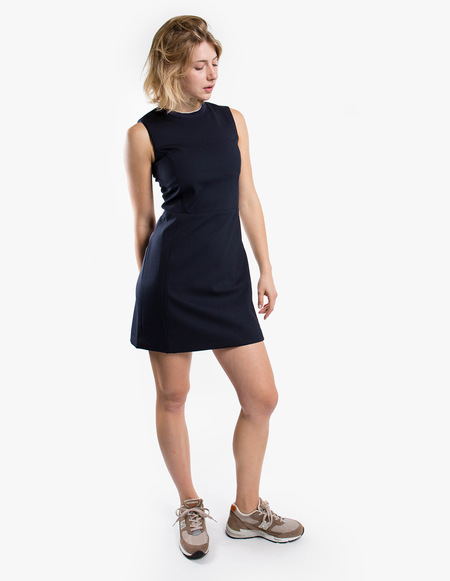 Wood Wood Nikita Dress - Navy