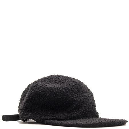 Maple Casentino Wool Trail Cap - Black